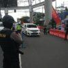 Exit Tol Ditutup, Satlantas Polresta Solo Siap Berjaga di Perbatasan Kota