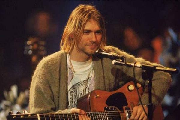 Kurt Cobain. (Antara)