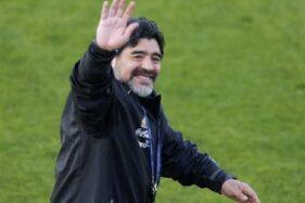 Diego Maradona. (Reuters)