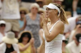 Maria Sharapova. (Reuters)