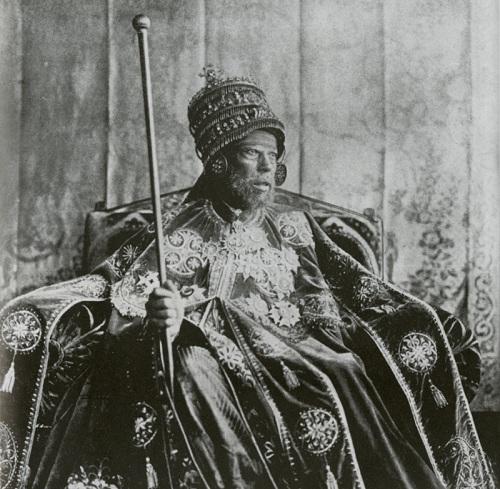Kaisar Etiopia Menelik II