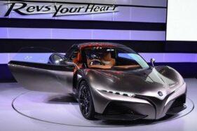 Mobil sport Yamaha. (Detik.com)