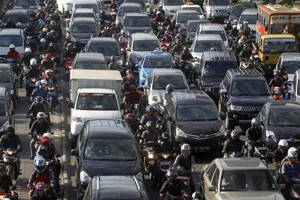 Libur Panjang Hari Kedua, Volume Kendaraan di Klaten Naik 20%