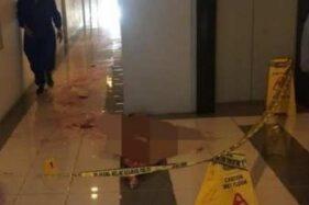 Perempuan Setengah Telanjang Ditemukan Meninggal di Apartemen Surabaya