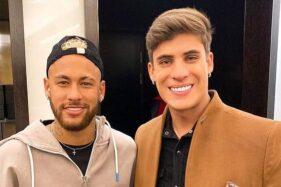 Duh, Berondong Ganteng Pacar Ibu Neymar Ternyata Suka Laki-Laki