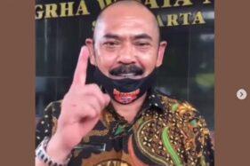 Wali Kota Solo, FX Hadi Rudyatmo. (Instagram)