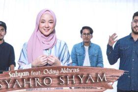 Lirik Lagu Syahro Shyam - Sabyan feat Oday Akhras