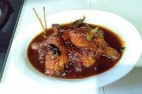 Resep Semur Ayam Kecap Spesial untuk Sahur