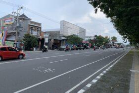 Pembatasan Dicabut, Jalan Lawu Karanganyar Dibuka Total Mulai Selasa
