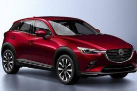 Crossover Mazda CX-3. (Istimewa)
