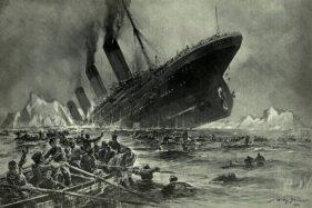 Hari Ini Dalam Sejarah: 14 April 1912, Titanic Menabrak Gunung Es