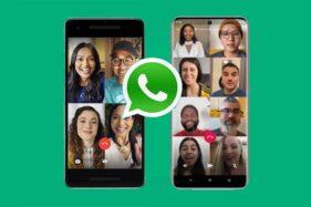 Update! Video Call Whatsapp Bisa Dipakai 8 Orang, Begini Caranya