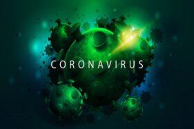 Ilustrasi virus corona. (Freepik.com)