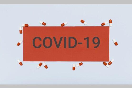 Ilustrasi virus corona (Covid-19). (Freepik.com)