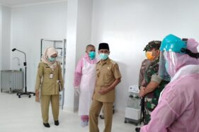 Rusunawa Jadi RS Darurat Covid-19 Boyolali, Wabup: Semoga Tetap Kosong