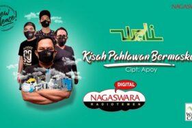 Klip Kisah Pahlawan Bermasker Wali. (Youtube)