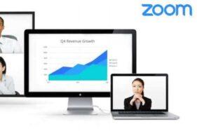 Aplikasi Zoom memberi update terbaru aplikasi. (Istimewa)