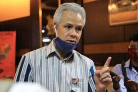 Gubernur Jateng, Ganjar Pranowo.(Semarangpos.com-Humas Pemprov Jateng)