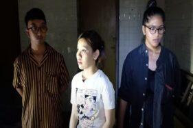 Begini Cara Gadis Indigo Rasakan Energi Hantu Rumah Harta Karun Semarang