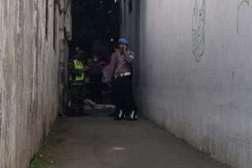 Wanita Karangturi Semarang Dibunuh di Gang Sempit