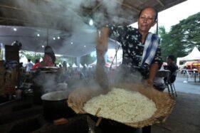 Ilustrasi makanan atau kuliner tradisional Indonesia (Solopos.com)