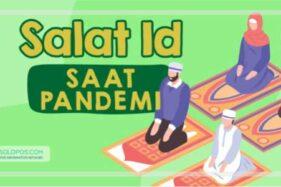 Imbauan Gubernur Jatim terkait Salat Idul Adha di Masa Pandemi Covid-19
