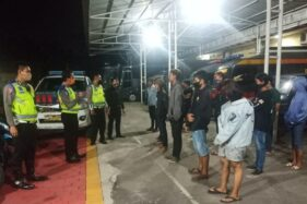 Pesta Miras saat Pandemi, Belasan Pemuda Grobogan Diciduk Polisi