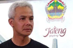 Gubernur Jawa Tengah Ganjar Pranowo. (Antara-Wisnu Adhi)