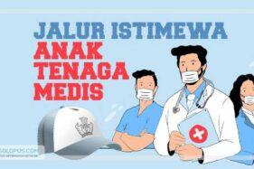 Infografis PPDB Anak Tenaga Medis (Solopos/Whisnupaksa)