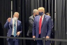 Twitter Tangguhkan Akun yang Doakan Donald Trump Meninggal Karena Covid-19