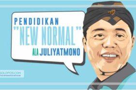 Infografis New Normal ala Juliyatmono (Solopos/Whisnupaksa)