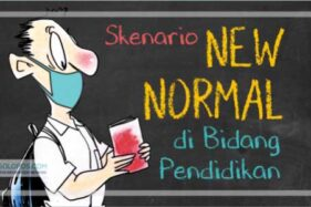 Infografis New Normal Pendidikan (Solopos/Whisnupaksa)