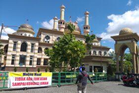 JK: Seharusnya Masjid Dibuka Lebih Dulu Sebelum Mal!