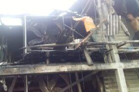 Kandang Kebakaran, Ribuan Ekor Ayam di Grobogan Gosong Terpanggang