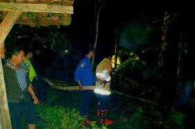 Kebakaran Landa Kandang Sapi di Grobogan, Ini Pemicunya....
