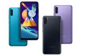 Usung Baterai Jumbo, Samsung Galaxy M11 Dibanderol Rp2 Juta