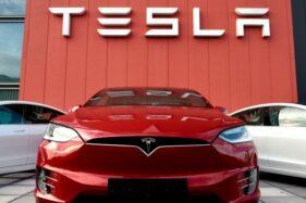 Mobil Tesla. (Istimewa)