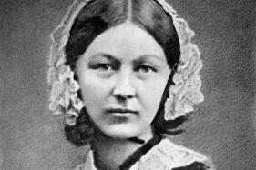 Florence Nightingale, perawat yang dikenal sebagai peletak dasar-dasar keperawatan modern (wikipedia)