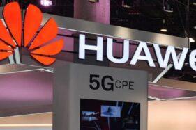 Dimulai Proyek 5G Huawei, Inggris Kurangi Ketergantungan Atas China