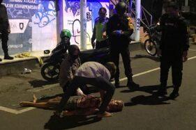 Kabur Saat Ada Operasi Polisi di Pasar Kliwon Solo, Pemuda Palur Tertabrak Motor Teman Sendiri