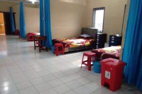Terus Turun, Tingkat Keterisian Tempat Tidur Ruang Isolasi di Sukoharjo Tinggal 16 Persen