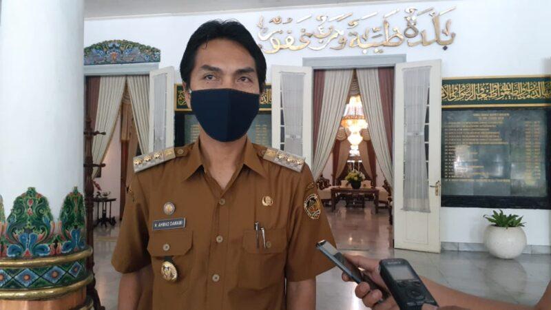 Bupati Madiun, Ahmad Dawami. (Abdul Jalil/Madiunpos.com)