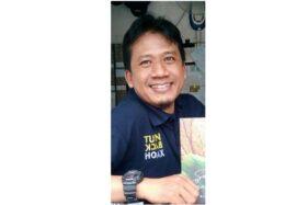 Ichwan Prasetyo (Istimewa/Dokumen pribadi)