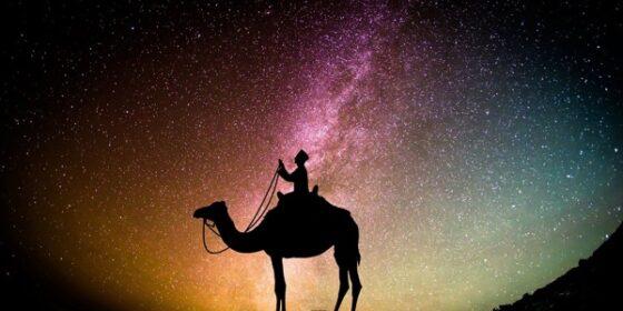 Ilustrasi keunikan tradisi Ramadan (Istimewa)