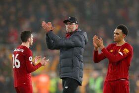 Wow! Liverpool Bisa Langsung Juara di Pekan Perdana Restart Kompetisi