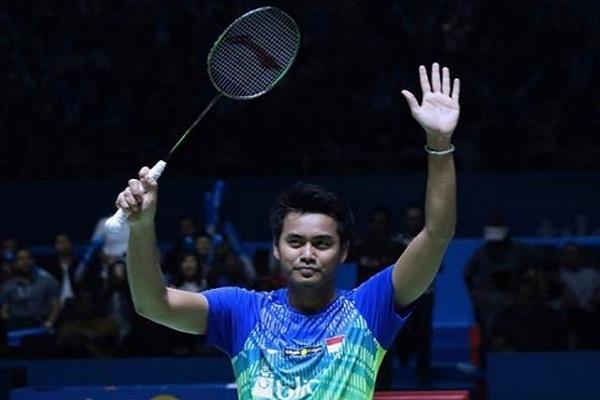 Sedih! Tantowi Ahmad Pensiun dari Badminton