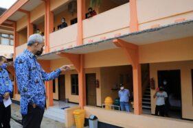 57 TKI dari Malaysia Asal Jateng Tiba di Semarang