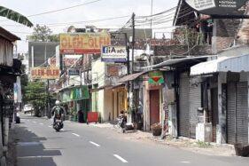 Lebaran 2020 di Solo Sepi:Pusat Oleh-Oleh Tutup, Pemudik Enggan Berkunjung