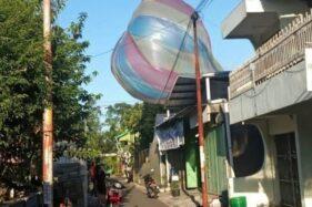 Tidak Hanya Satu, Selama Lebaran Ada 13 Benda Diduga Balon Udara di Langit Soloraya