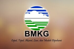 Ilustrasi logo BMKG. (Bmkg.go.id)